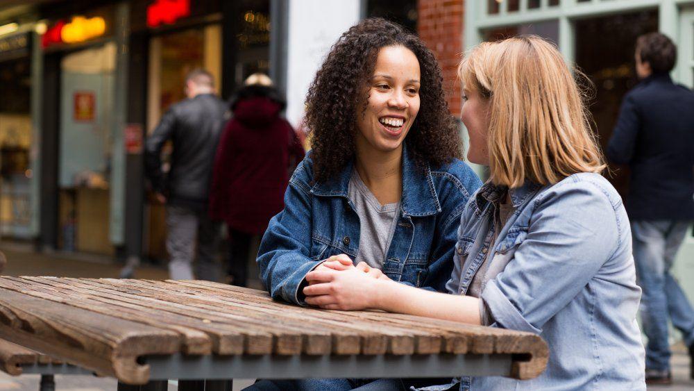 Date Lesbian Singles