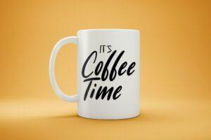 Coffee Mug Gift to Erotic Date